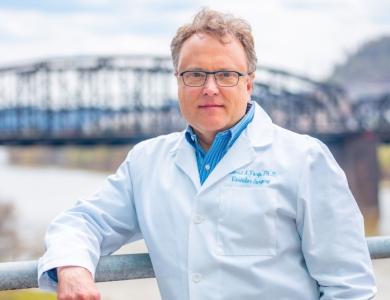 Dr. David Vorp, University of Pittsburgh Swanson School of Engineering